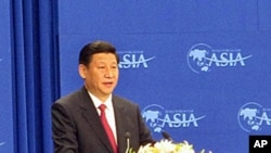 O vice presidente da China, Xi Jinping