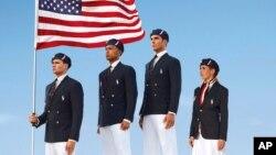 Es la tercera vez consecutiva que Ralph Lauren diseña el uniforme oficial para Estados Unidos con motivo de los Juegos Olímpicos.
