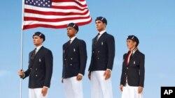 Los uniformes de los deportistas estadounidenses fueron diseñados por Ralph Lauren.