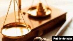 دادگستری و سمبل دادگاه