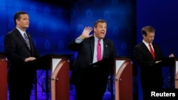 Los candidatos republicanos a la presidencia no pudieron ponerse de acuerdo sobre el debate de los futuros debates.