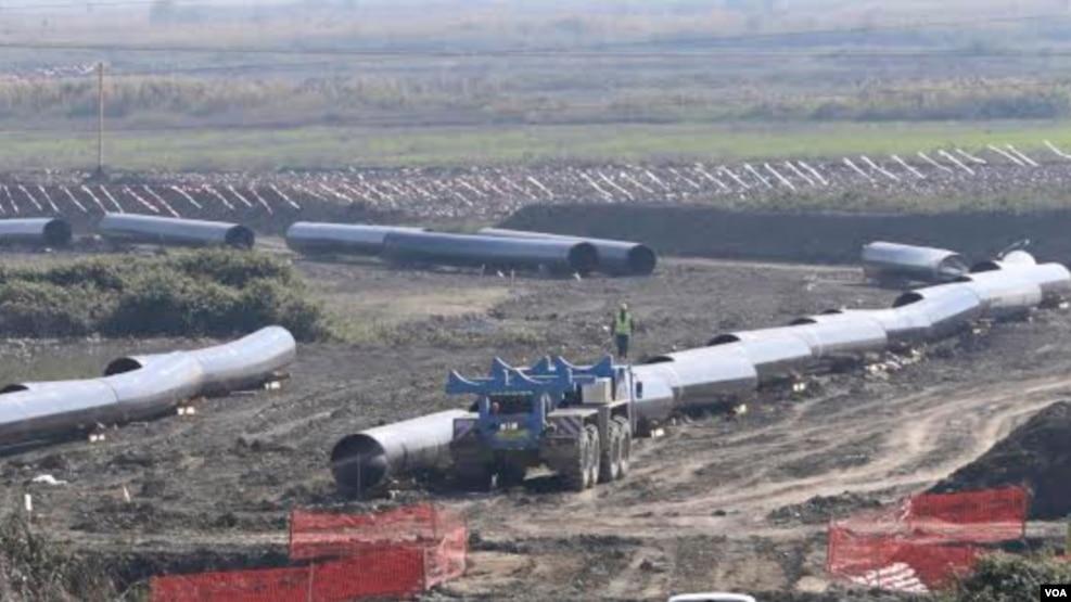 TAP, fillon ndërtimin i gazsjellësit në Shqipëri