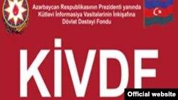 Kütləvi İnformasiya Vasitələrinin İnkişafına Dövlət Dəstəyi Fondu (KİVDF)_logo