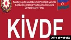 Kütləvi İnformasiya Vasitələrinə Dövlət Dəstəyi Fondu (KİVDF)_logo