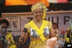 UNkosikazi Grace Mugabe