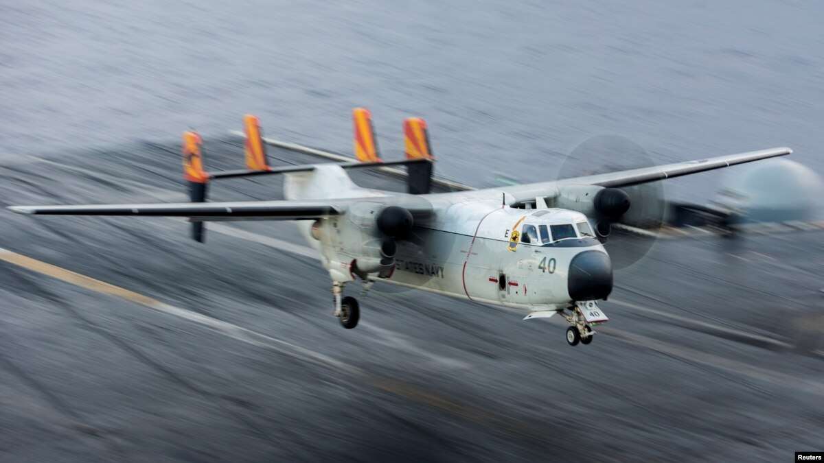 Navy Locates Crashed Plane at the Bottom of the Pacific