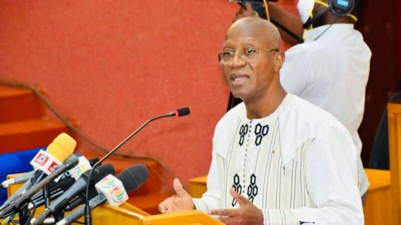 L'opposition réclame la démission du Premier ministre du Faso, Christophe Dabiré