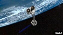 El proyecto GEMS, fue aprobado en 2009 para llevara a cabo la misión científica por su costo moderado.