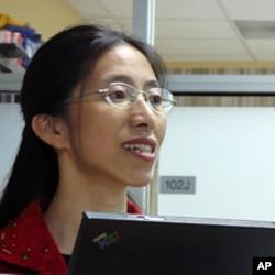 上海映绿公益事业发展中心总干事庄爱玲