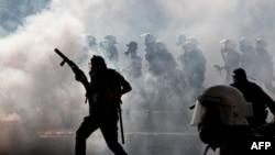 Διαδηλώσεις στην Κωσταντινούπολη.