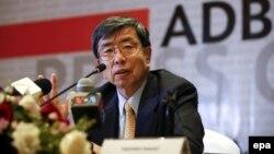 Takehiko Nakao, Direktur Bank Pembangunan Asia (ADB) (Foto: dok).