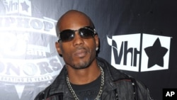 DMX arrive au VH1 Hip Hop Honors 2009 à la Brooklyn Academy of Music, à New York, le 23 septembre 2009.