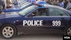 Somaliland New Police