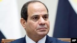 Presiden Mesir, Abdel-Fattah el-Sisi