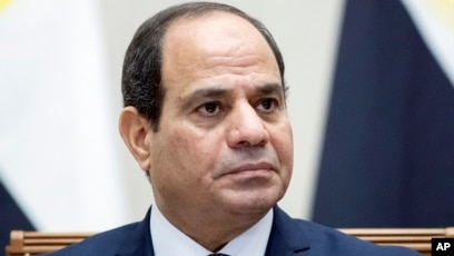 Egyptian President Abdel Fattah El Sisi Attends A Signing Ceremony Following His Talks With Russian
