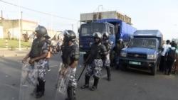 Tentative de mutinerie à la prison civile de Lomé