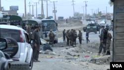 این حمله در منطقۀ قلعۀ حیدرخان کمپنی از مربوطات حوزۀ پنجم شهر کابل حوالی ساعت یازده قبل از ظهر امروز زمانی به وقوع پیوست .