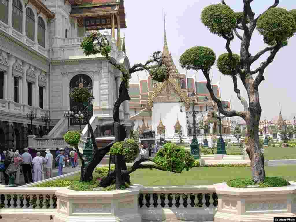 Tân Hoàng Cung Thái Lan (Ảnh: Hiep Huynh)