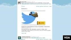 Twitterdə kampaniya başlanib