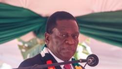 Le président Mnangagwa interrompt une tournée à l'étranger