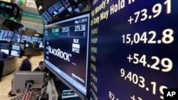 紐約股票交易所