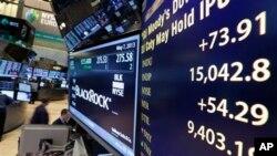 Vodeći indeksi u padu na berzama širom sveta