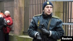پلیس دانمارک - آرشیو