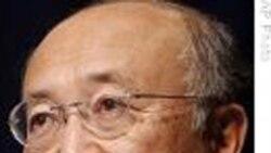 يوکيا آمُنو مدير آژانس بين المللی انرژی اتمی می گويد هنوز به دست يافتن به يک توافق هسته ای با ايران اميدوار است