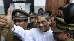 محرومیت فرمانده پیشین ارتش سریلانکا از عضویت در پارلمان