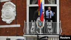 Ông Assange đã trú ẩn trong tòa đại sứ Ecuador tại London kể từ ngày 19 tháng 6 năm nay