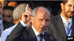 Голова Національної перехідної ради Лівії Мустафа Абдель Джаліль