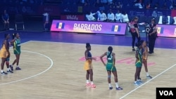 Zimbabwe clashed with Barbados on Tuesday in Liverpool, United Kingdom, in the Vitality Netball World Cup.