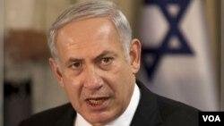 Benjamin Netanyahu logra un acuerdo con Kadima para conformar una coalición y suspende el llamado anticipado a a elecciones.