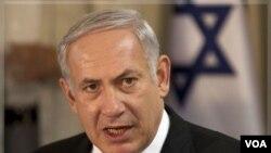 Benjamin Netanyahu ha rechazado definir a los colonos judíos extremistas como terroristas pero ha emitido órdenes de arresto contra los culpables.
