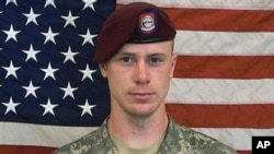 Bowe Bergdahl, oslobođeni američki vojnik