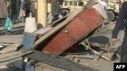 Bağdad yaxınlığında irimiqyaslı bomba hücumu həyata keçirilib (Yenilənib)