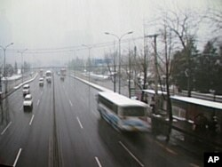艾未未的作品:北京二环路