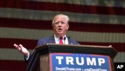 El 57 por ciento de los republicanos encuestados cree que Trump es el mejor contendiente para lidiar con la economía, frente a Cruz, que alcanzó sólo un ocho por ciento.
