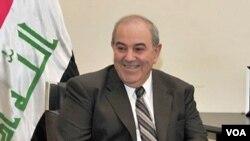 Seorang caleg yang didiskualifikasi adalah dari aliansi Iraqiya pimpinan mantan PM Allawi.