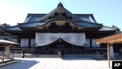 Храм-мемориал Ясукуни
