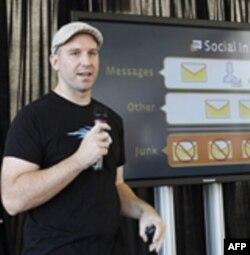 Endrju Bosvort, jedan od inženjera Fejsbuka koji su radili na izradi nove platforme