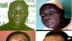 Washukiwa wa mabomu ya Uganda