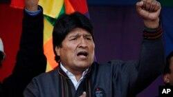 El presidente boliviano Evo Morales ha acusado reiteradamente a USAID de socavar su gobierno.