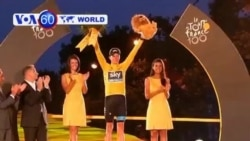 VOA60 World
