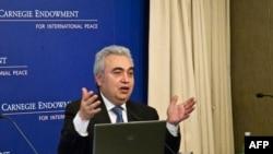 Uluslararası Enerji Ajansı baş ekonomisti Fatih Birol