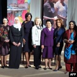 Dodeljene Nagrade za hrabrost žena
