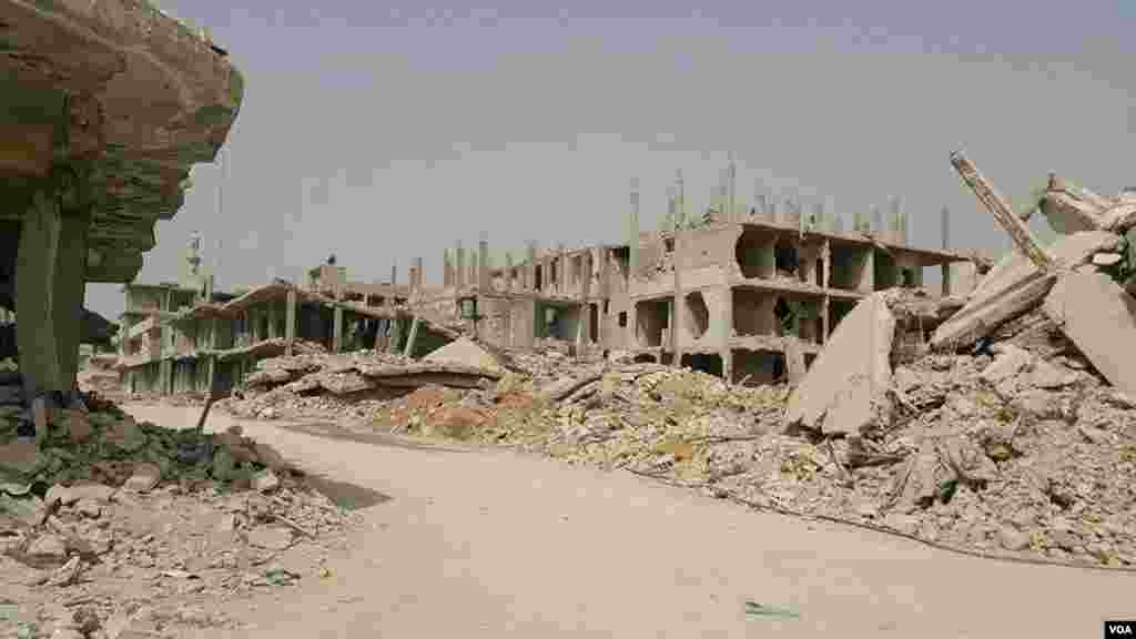 """کوبانی نام کردی این شهر است اما دولت سوریه این شهر را """"عین العرب"""" می نامد."""