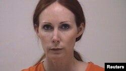 Shannon Guess Richardson, de 36 años, fue declarada culpable de fabricar y poseer una toxina biológica.