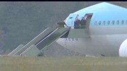 2012-04-11 美國之音視頻新聞: 大韓航空班機收到炸彈威脅