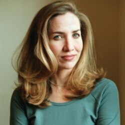 Writer, Laura Hillenbrand